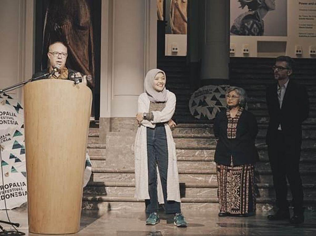 Pameran Power and Other Things Ramaikan Festival Seni Europalia 2017