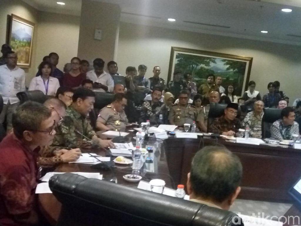 Menhan: Marawi Sudah Aman, Waspadai Militan Lari ke Indonesia Timur