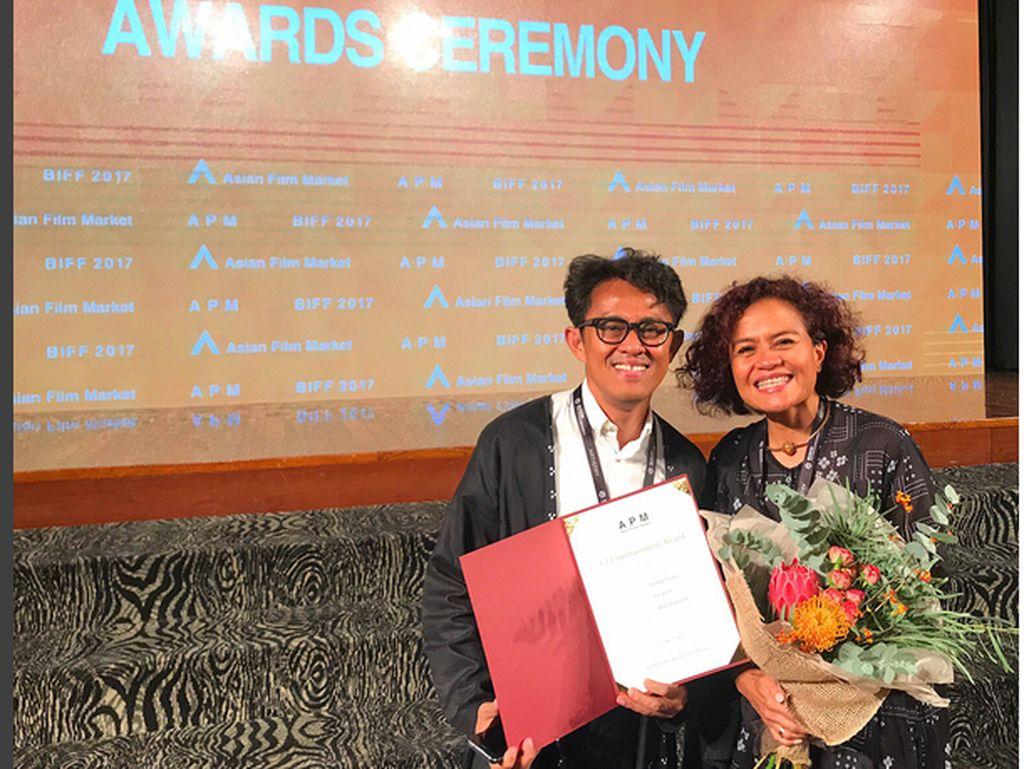 Proyek Film Mira Lesmana dan Riri Riza Wakili Indonesia di Asian Project Market