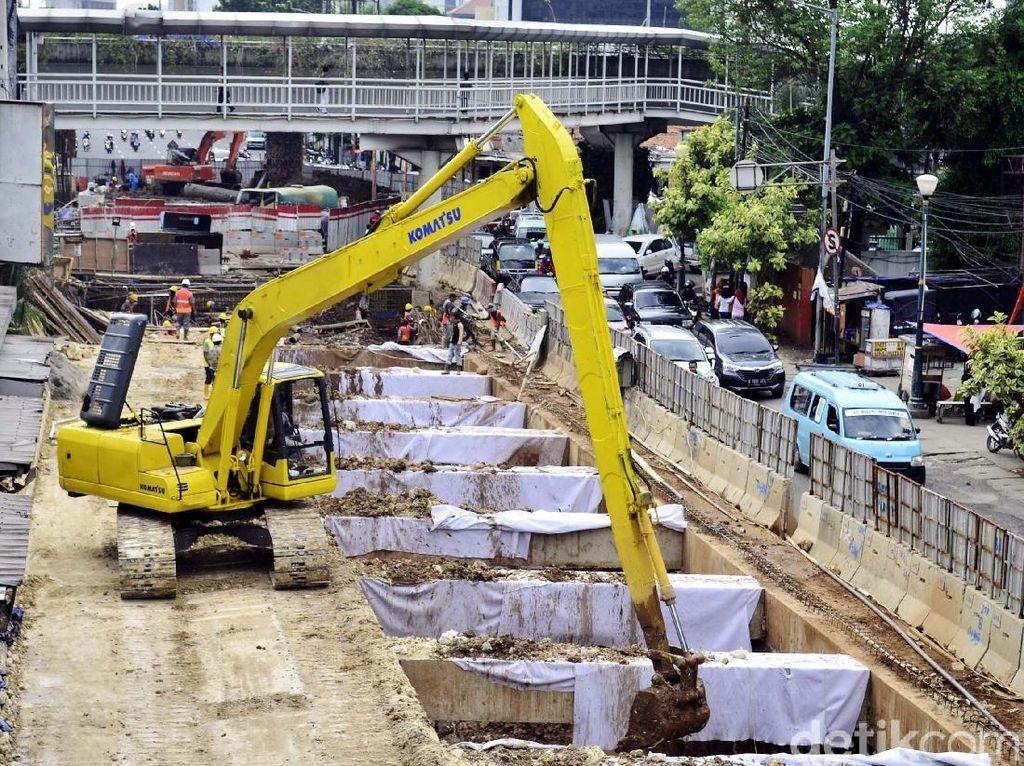 Anies: 10 Proyek Infrastruktur Tak Miliki Kajian Amdal, Repot!