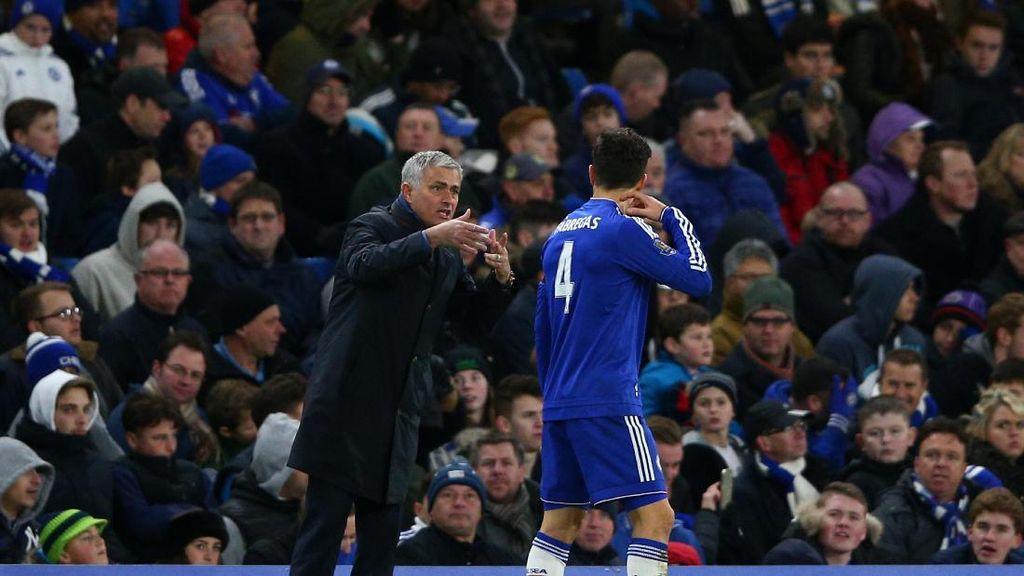 Fabregas ke Mourinho: Dulu Benci, Sekarang Jadi Kagum