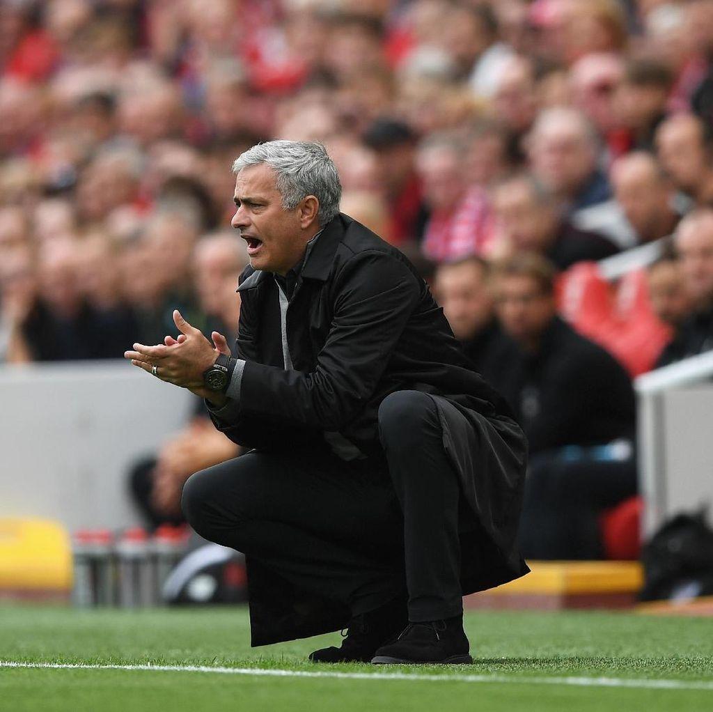 Matic: Tak Mudah Bekerja dengan Mourinho