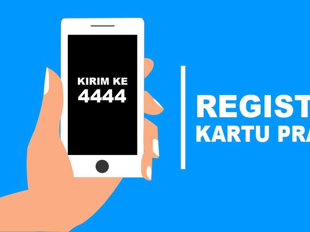 Awas Diblokir! Besok Batas Akhir Registrasi Ulang SIM Card