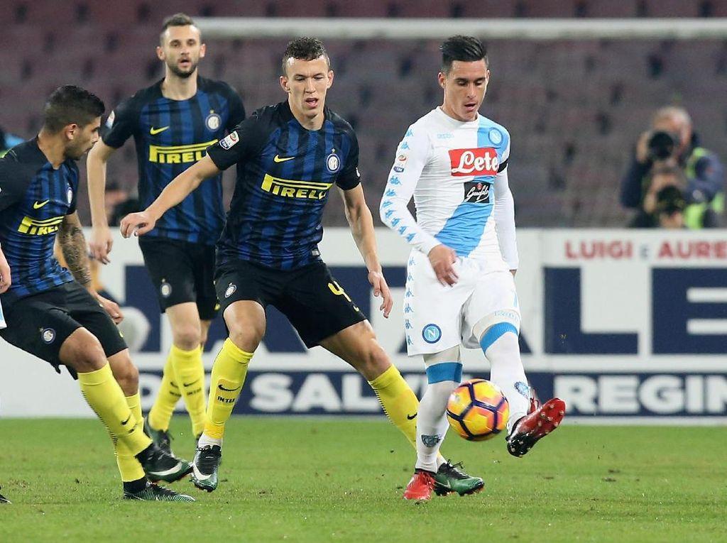 Head to Head Napoli vs Inter