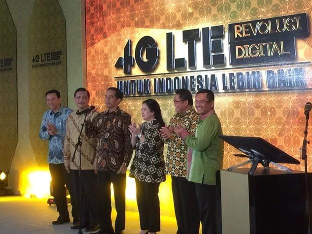 Gebrakan Infrastruktur Telekomunikasi di Era Jokowi