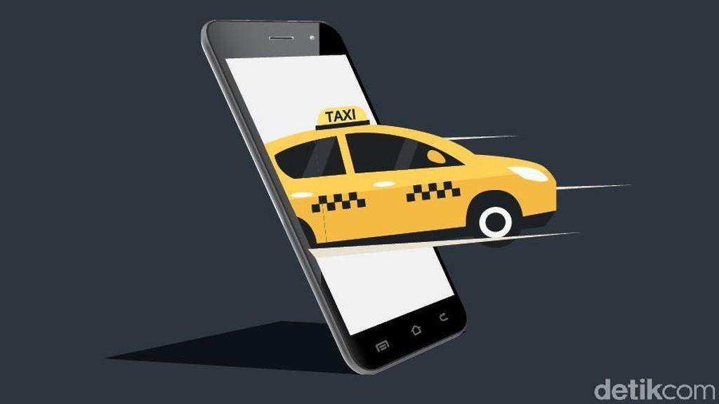 Rincian Aturan Baru Taksi Online
