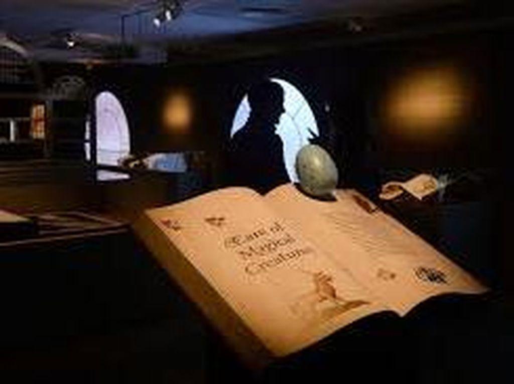 Bosan di Rumah? Ada Perpustakaan Virtual Harry Potter yang Bisa Kamu Jelajahi