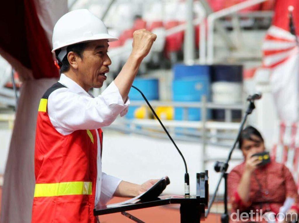 Jokowi: Universitas di Indonesia Harus Dobrak Kebiasaan Lama