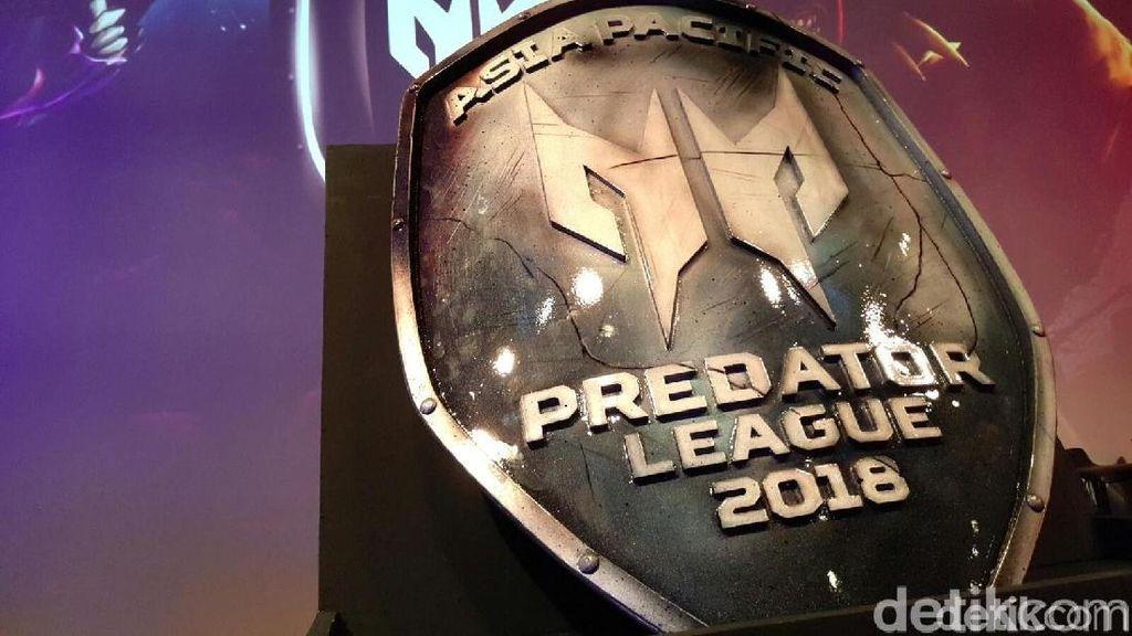 Kemenpora Resmikan Final APAC Predator League 2018