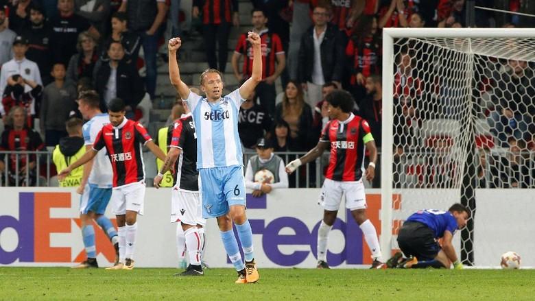 Lazio Tumbangkan Nice 3-1
