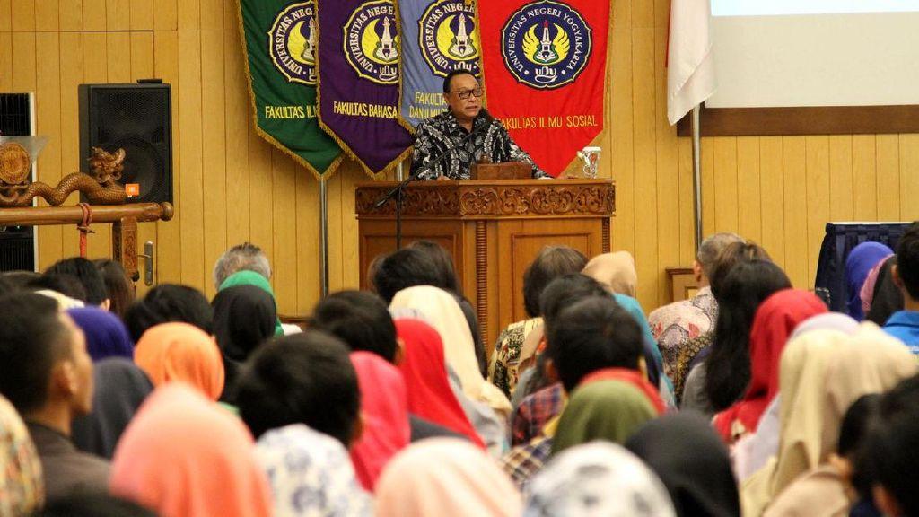 Dirut BTN Beri Kuliah Umum di Universitas Negeri Yogyakarta