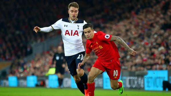 Sulitnya Liverpool untuk Spurs