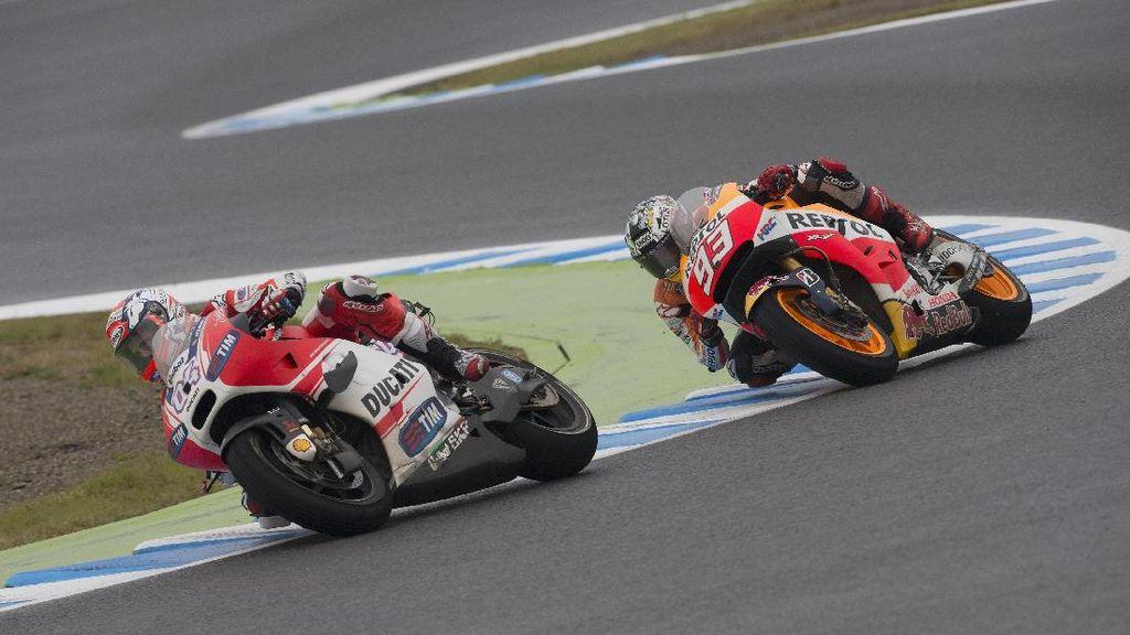 Besok, Tonton MotoGP Australia Live di detikSport!