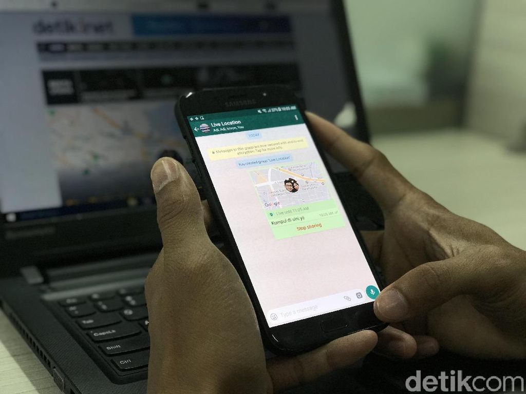 WhatsApp Palsu Sukses Tarik Satu Juta Instalasi Pengguna Android