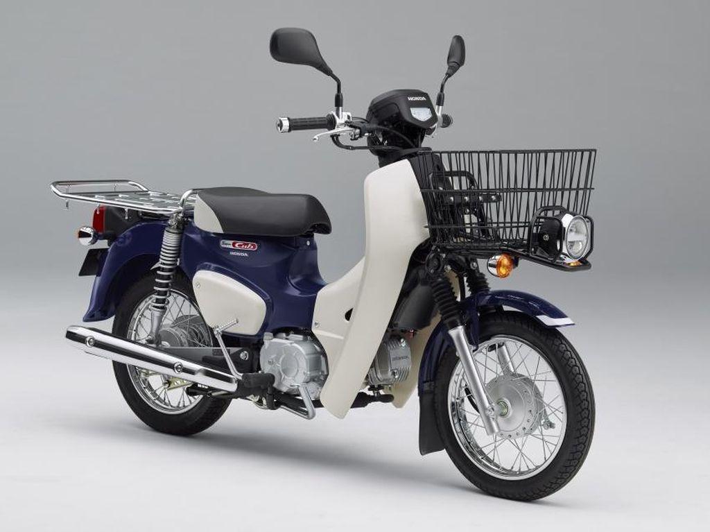 Honda Super Cub Terbaru