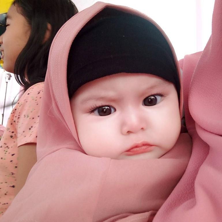 Foto Gemas Ini Naura Alaydrus Bayi 1 Tahun Yang Populer Karena