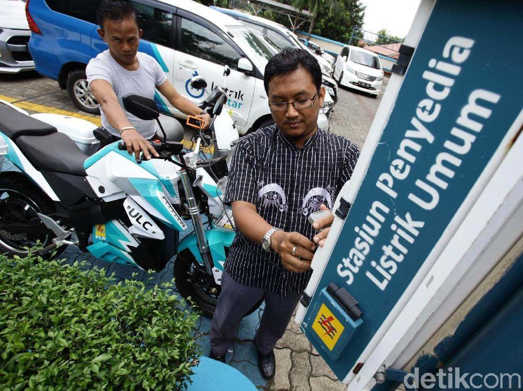Asyik! SPLU di Jakarta Makin Banyak