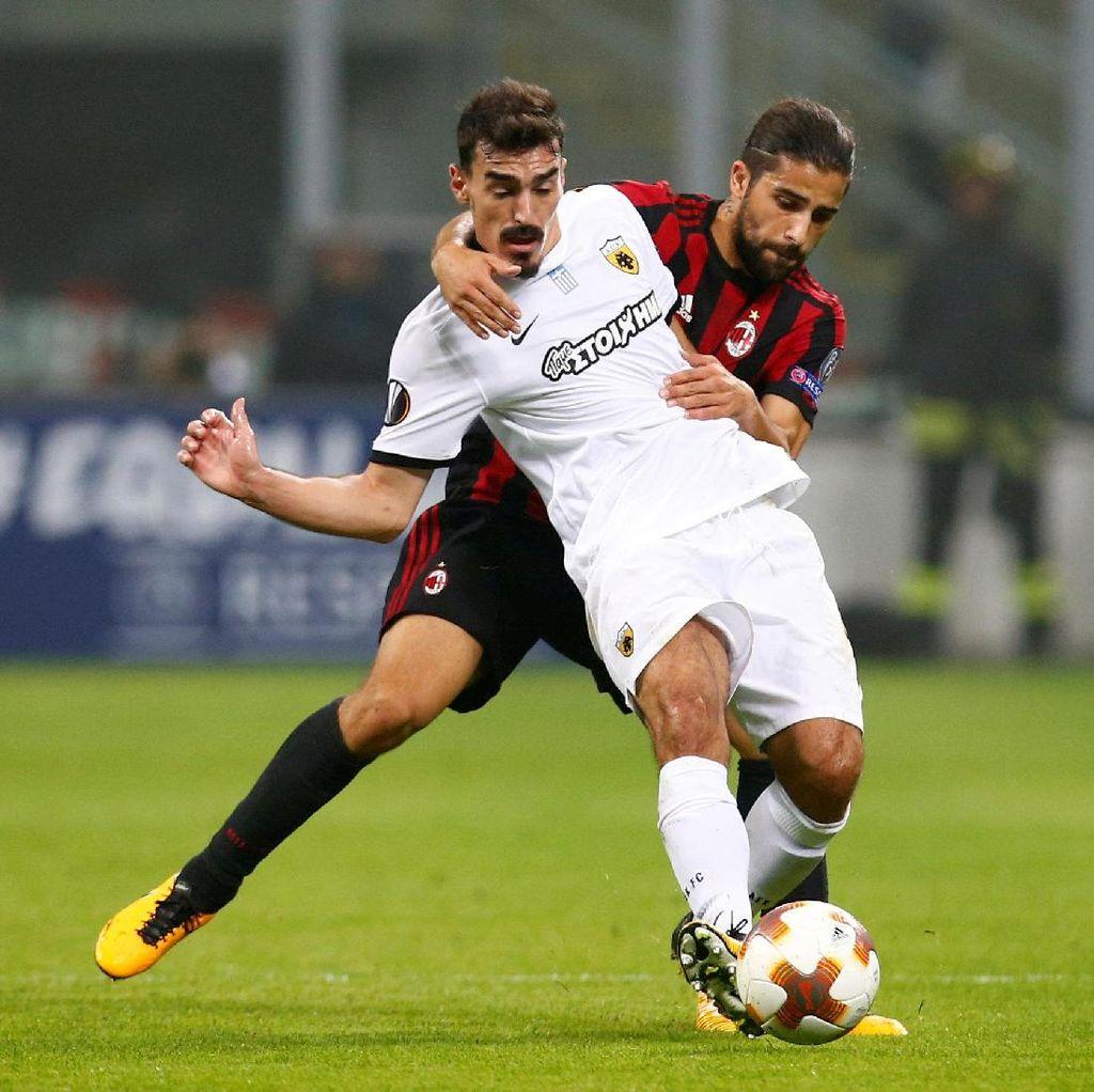 AEK Athens Sindir Performa Milan