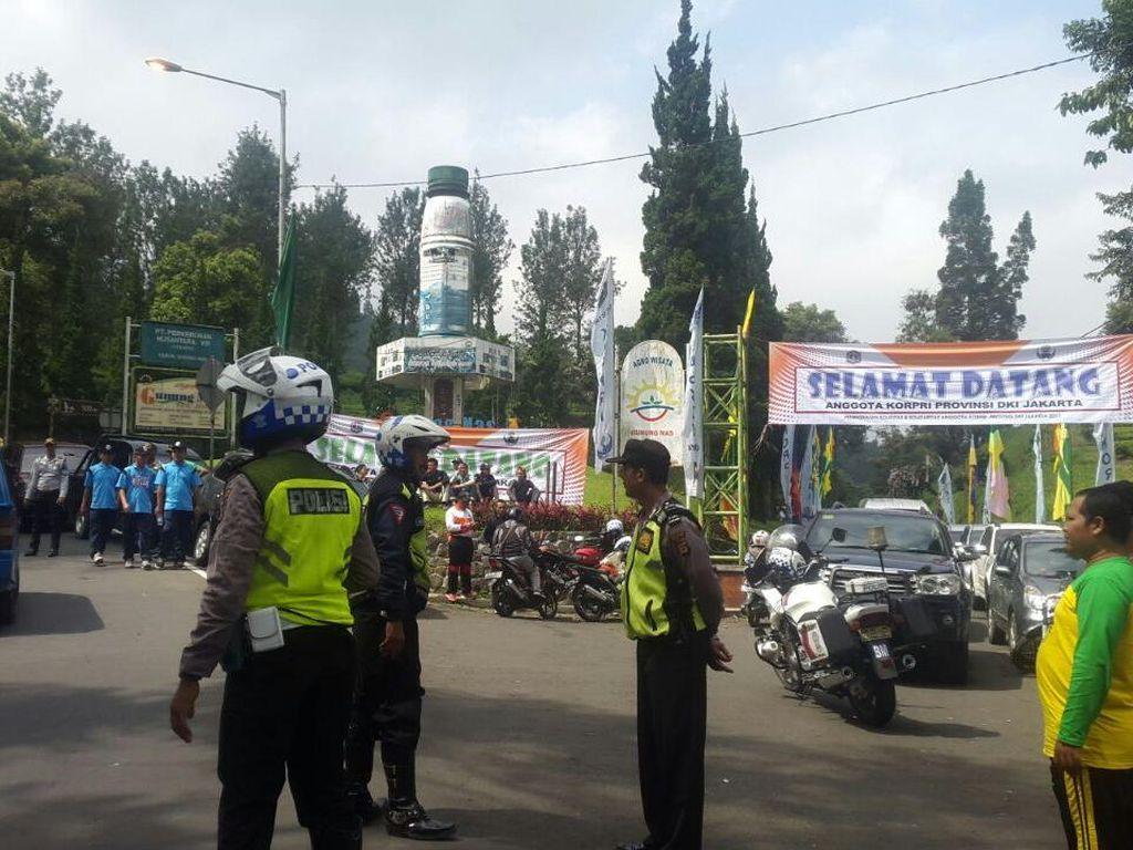 Pengelola: Acara Tea Walk Ada Izin Polisi dan Koordinasi Dishub DKI