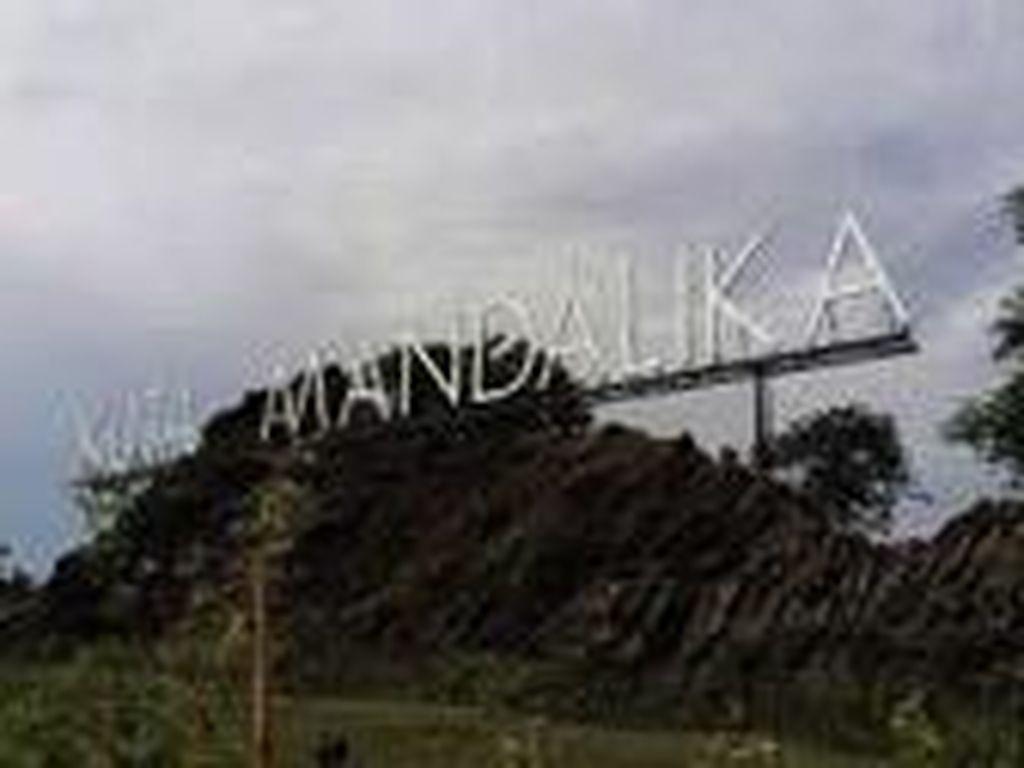 Presiden Jokowi Resmikan KEK Mandalika Lombok