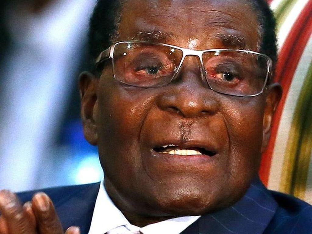 Mugabe, Pemimpin Kontroversial Zimbabwe Jadi Duta Badan Kesehatan PBB