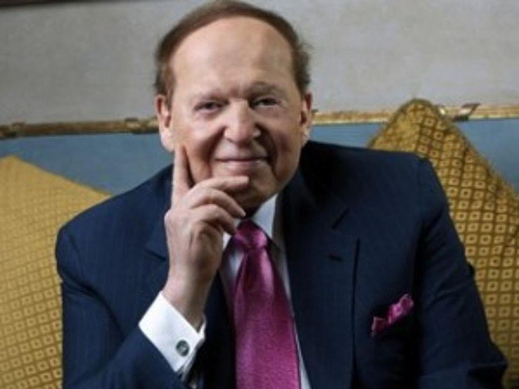 Kisah Sheldon Adelson, Pria Berharta Rp 466 T dari Rumah Judi