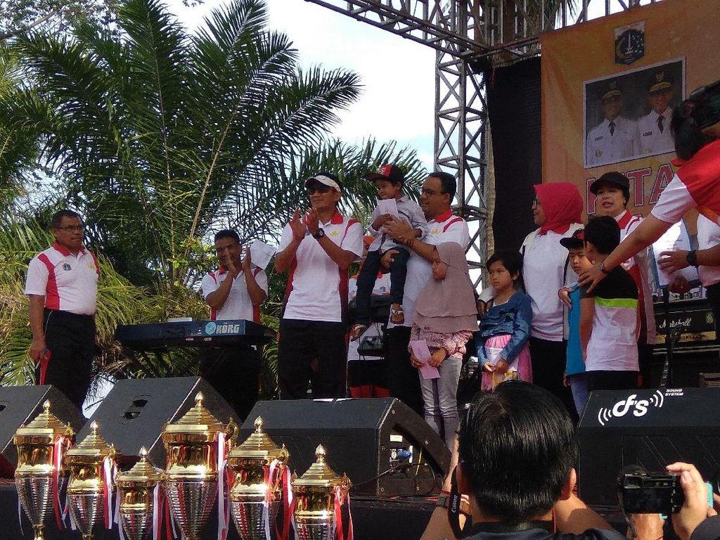 Tea Walk Korpri DKI Jakarta Sedot APBD Rp 225 Juta