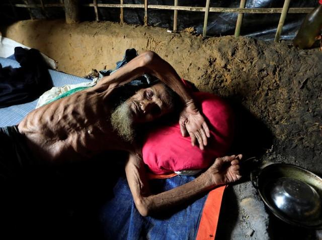 Melihat Lagi Duka Pengungsi Rohingya