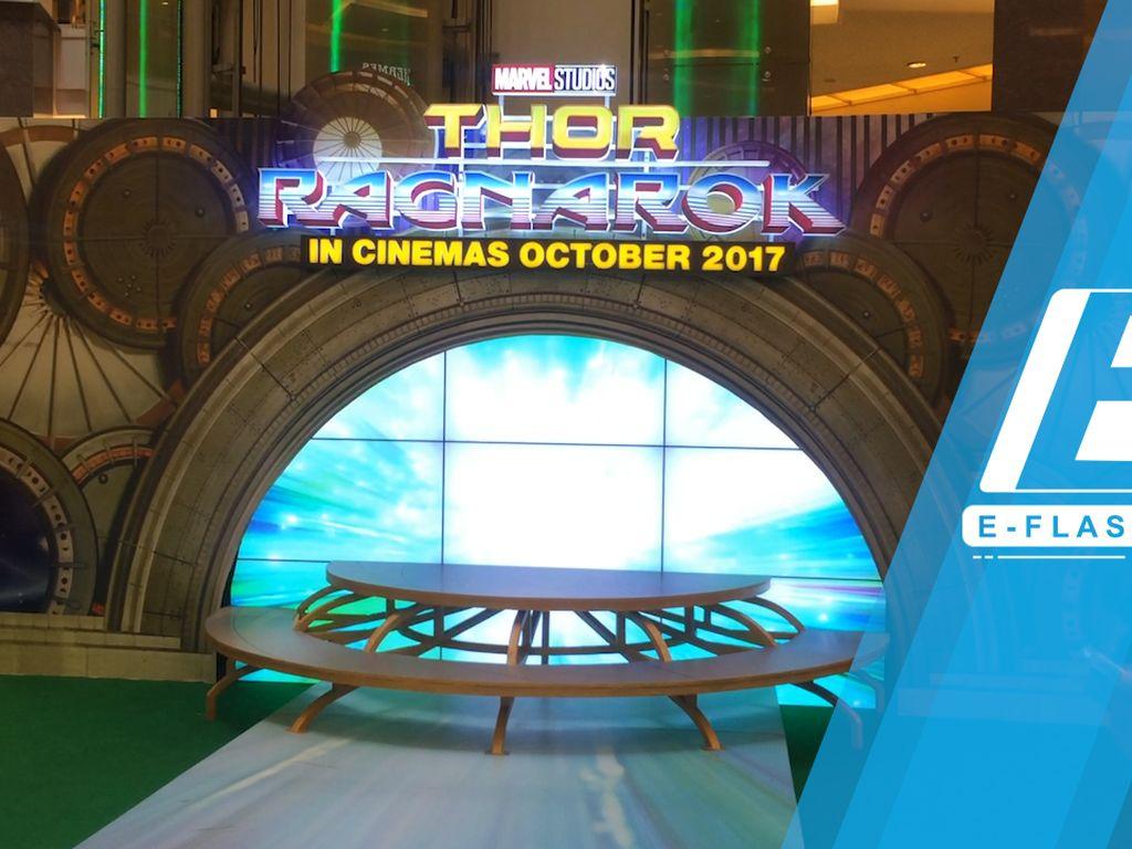 Chandra Liow Antusias Cerita Soal Sutradara Thor: Ragnarok
