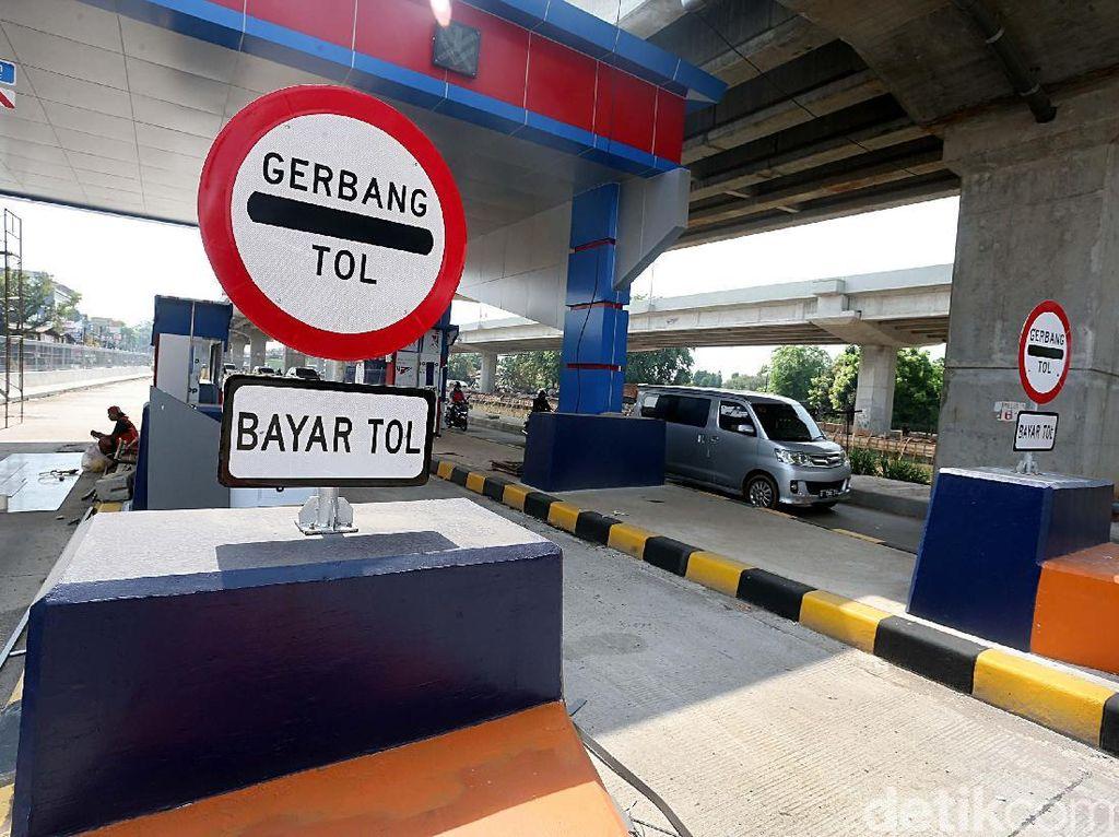 Gerbang Tol Karawang Barat 2 Sudah Dibuka, Lalin Lancar