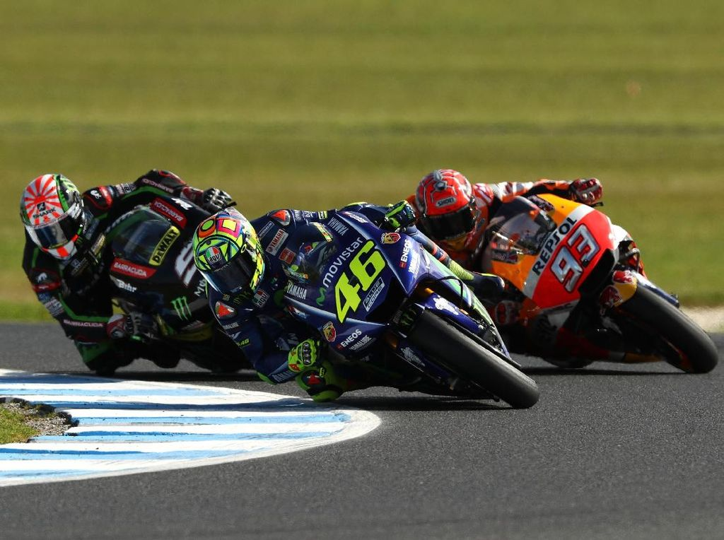 Ini Era Terhebat Dunia Balap Motor Grand Prix? Simak Komentar Doohan