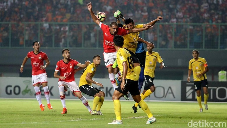 Siapa Susul Gresik United dan Persiba Balikpapan Turun Kasta?