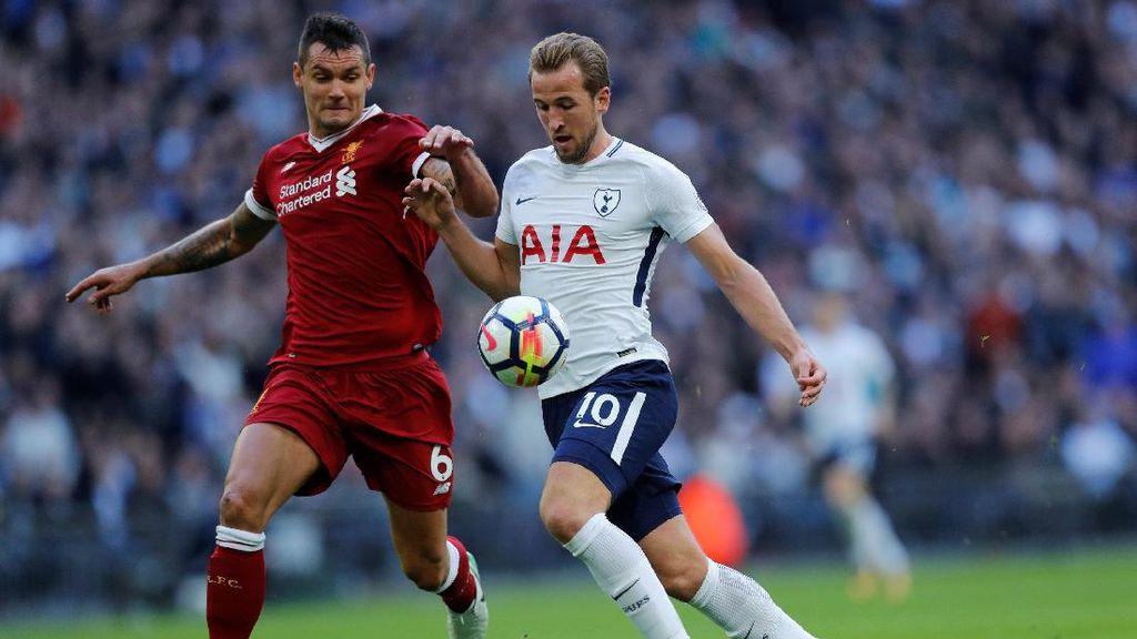 Spurs dan Liverpool yang Mirip-Mirip: Main Atraktif tapi Belum Juara