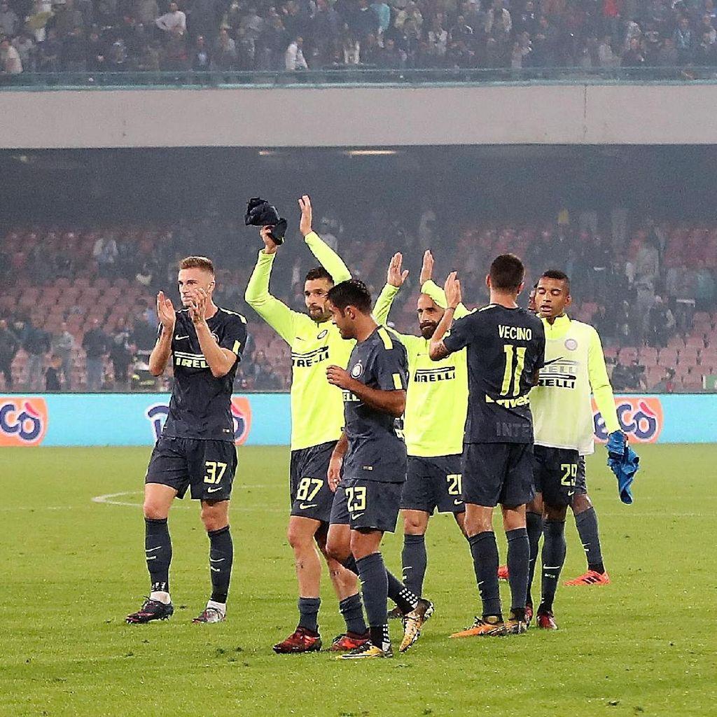 Spalletti: Napoli Seperti Alien, Inter Bisa Saja Menang