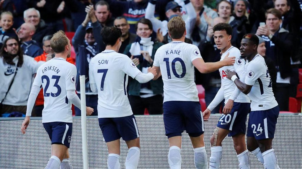 Tottenham akan Main Agresif Lawan City