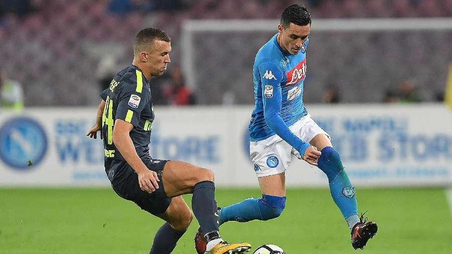 Napoli vs Inter Berakhir Tanpa Pemenang