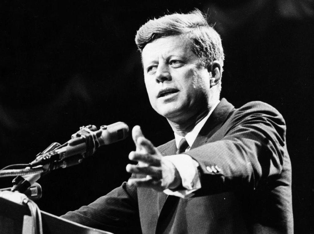 Arsip Rahasia Pembunuhan John F Kennedy Segera Dibuka