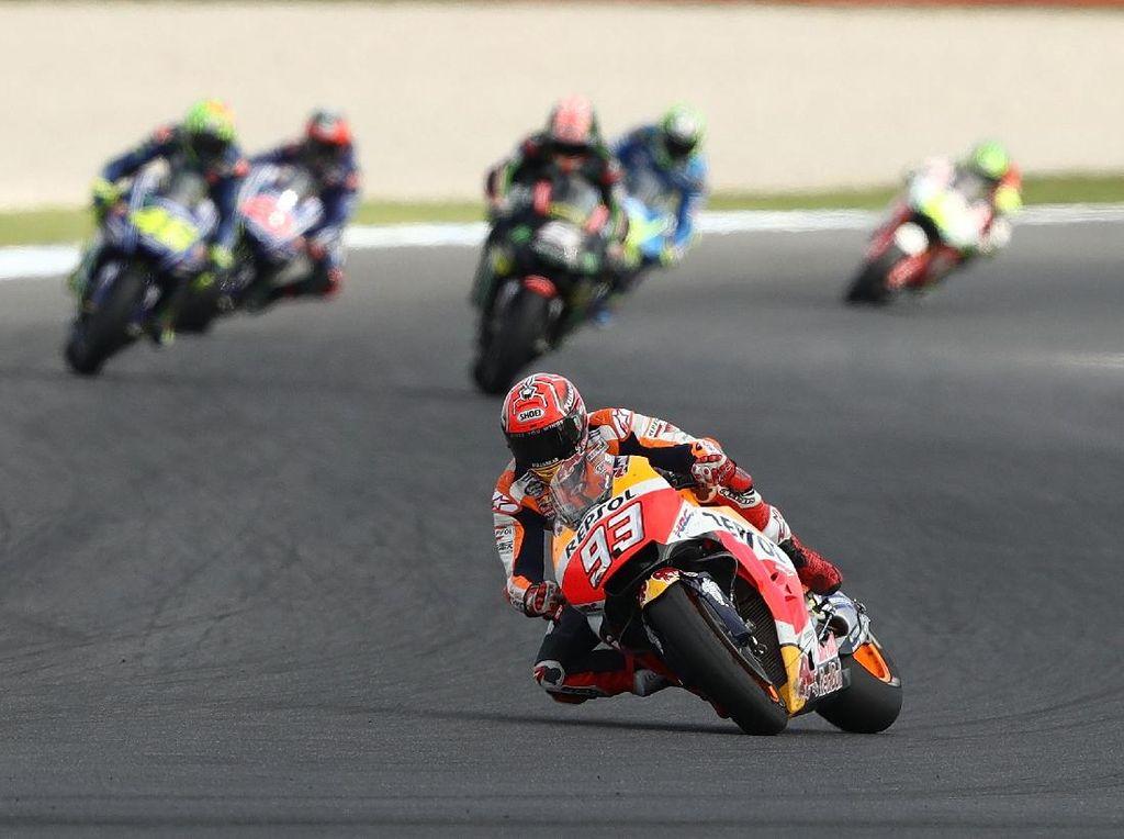 Saksikan Live Streaming MotoGP Australia di detikSport