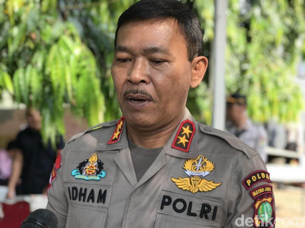 Tahun Baru Kondusif, Kapolda: Terima Kasih Warga Jakarta