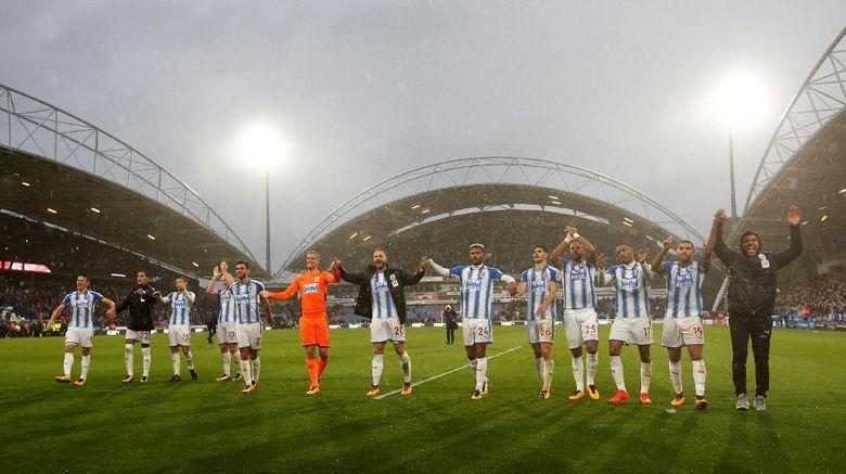 Kebanggaan Huddersfield Bisa Mengalahkan Mu