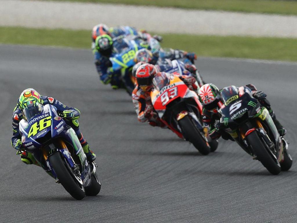 Mimpi MotoGP Gelar Balapan Jalan Raya Terwujud di Indonesia