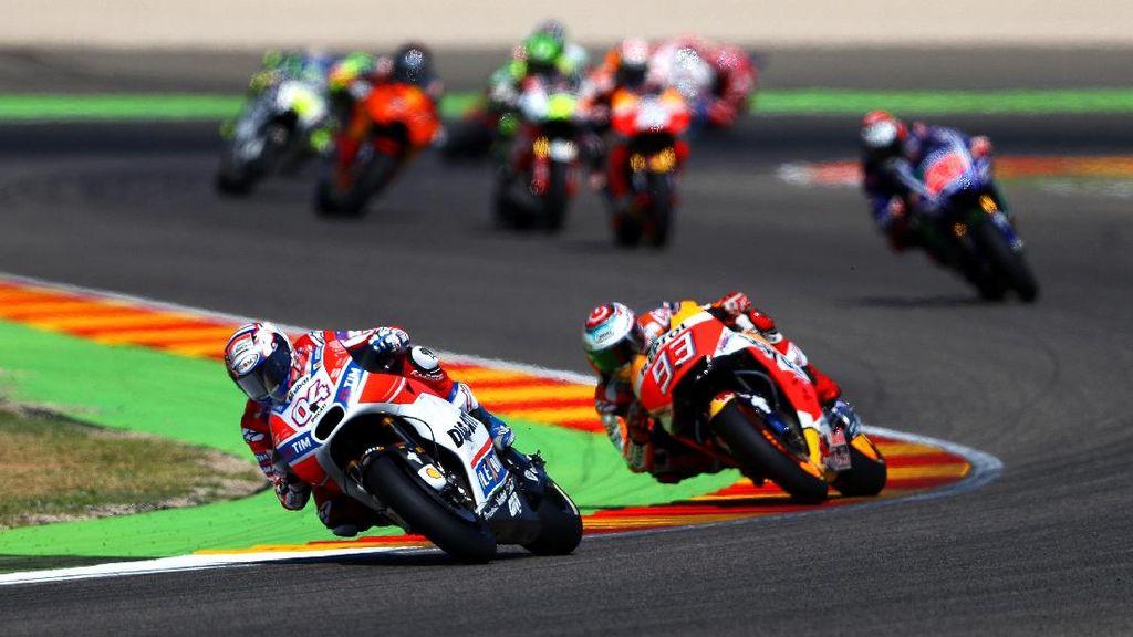 Saksikan! Live Streaming MotoGP Australia di detikSport