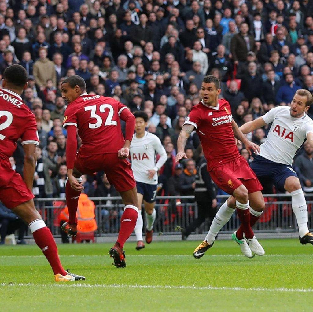 Turun Minum, Spurs Ungguli Liverpool 3-1