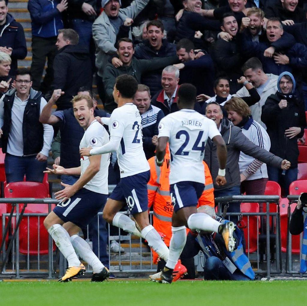 Rekor Baru Premier League di Kemenangan Besar Tottenham atas Liverpool