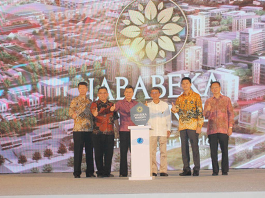 Jababeka Residence, Dulu Konsep Singapura Kini Bergaya Jepang