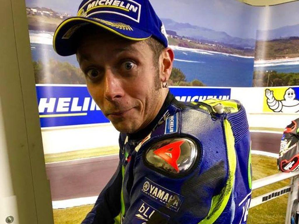 MotoGP Mesti Revisi Batas Umur Rider demi Valentino Rossi