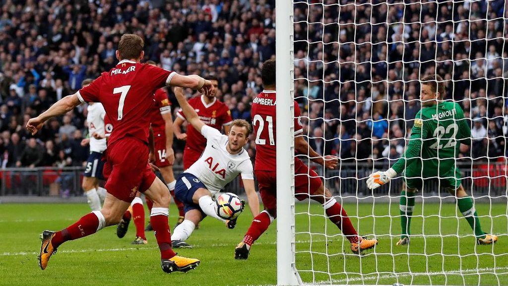 Liverpool Sudah Kebobolan Lebih dari 1.000 Gol di Premier League