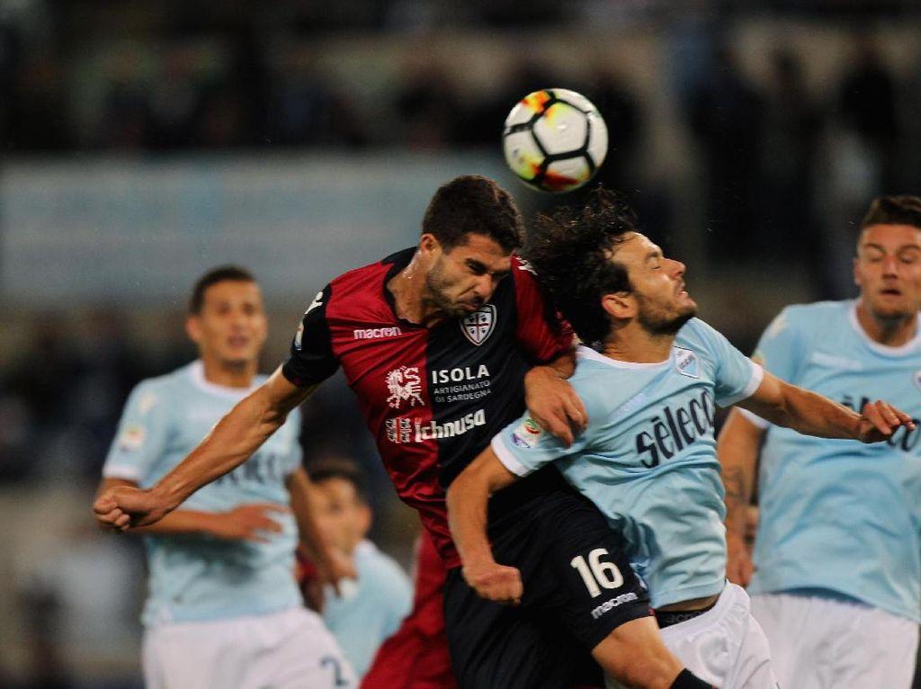 Lazio Sikat Cagliari 3-0