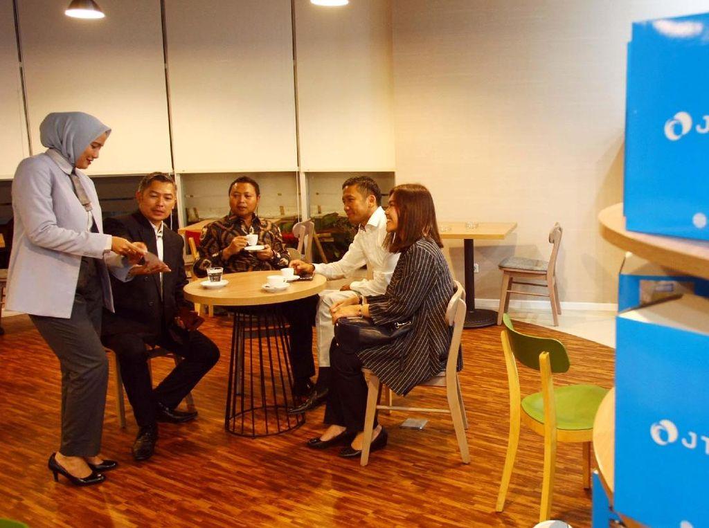 Lebarkan Sayap, J-Trust Buka Cabang di KIIC