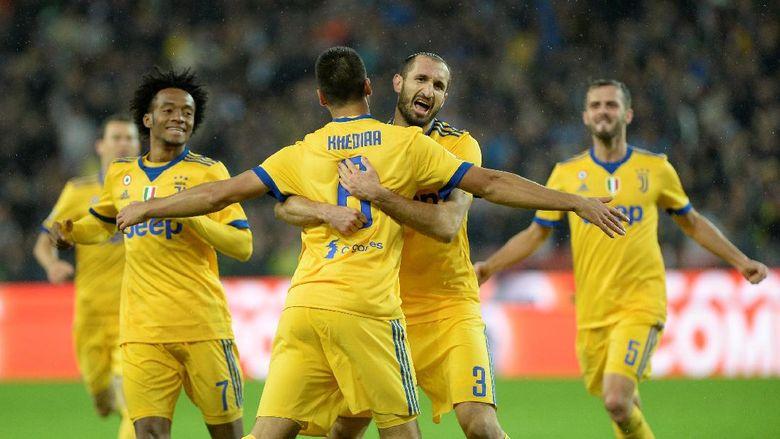 Juventus Hancurkan Udinese 6-2  Dengan 10 Pemain